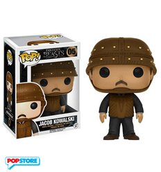 Funko Pop! - Fantastic Beasts And Where To Find Them - Jacob Kowalski