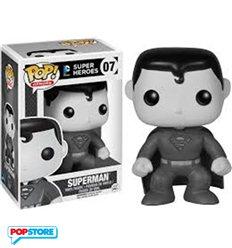 Funko Pop! - Dc Comics - Superman Black And White