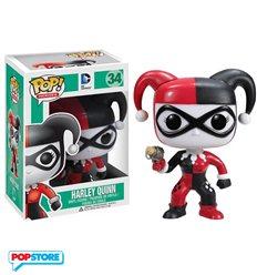 Funko Pop! - Dc Comics - Harley Quinn