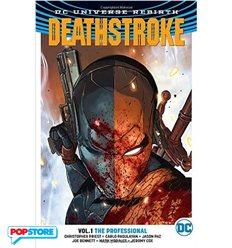 Dc Universe Rebirth - Deathstroke 001