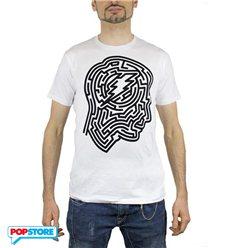2Bnerd T-Shirt - The Big Bang Theory - Sheldon Brain M
