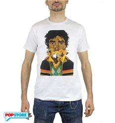 2Bnerd T-Shirt - The Big Bang Theory - Raj Nosound Xl