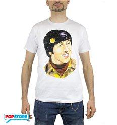 2Bnerd T-Shirt - The Big Bang Theory - Big Bang Theory Howard Art L