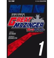 Great Mazinger 001