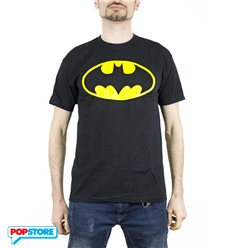 2Bnerd T-Shirt - Dc Comics - Batman - Batman Logo Classic S