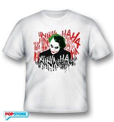 2Bnerd T-Shirt - Dc Comics - Batman - Joker'S Laugh L