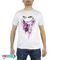 2Bnerd T-Shirt - Dc Comics - Batman - Joker Purple M