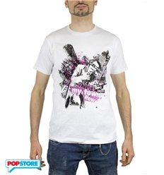 2Bnerd T-Shirt - Dc Comics - Batman - Joker This Is My Town M