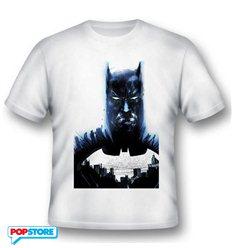 2Bnerd T-Shirt - Dc Comics - Batman - Batman New 52 City M