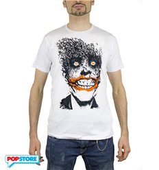 2Bnerd T-Shirt - Dc Comics - Batman - Joker By Jock Xxl