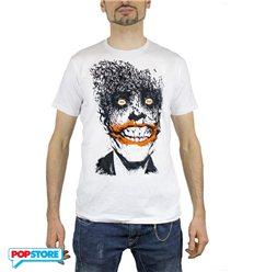 2Bnerd T-Shirt - Dc Comics - Batman - Joker By Jock Xl