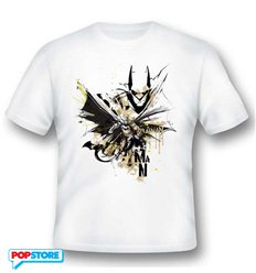 2Bnerd T-Shirt - Dc Comics - Batman - Batman Illustration L