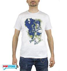 2Bnerd T-Shirt - Dc Comics - Arrow - Shoot For Justice Xl