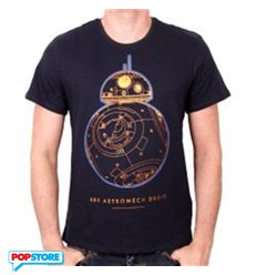 Cotton Division T-Shirt - Star Wars Episode Vii - Bb8 Technical Xl