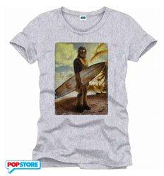 Cotton Division T-Shirt - Star Wars - Kashyyyk Beach L