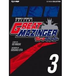 Great Mazinger 003