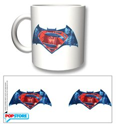 2Bnerd Gadget - Dc Comics - Batman V Superman Tazza Logo