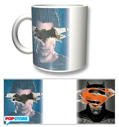 2Bnerd Gadget - Dc Comics - Batman V Superman Tazza Poster