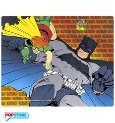 2Bnerd Gadget - Dc Comics - Batman Mousepad Miller Batman And Robin