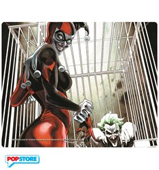 2Bnerd Gadget - Dc Comics - Batman Mousepad Harley Plus Joker