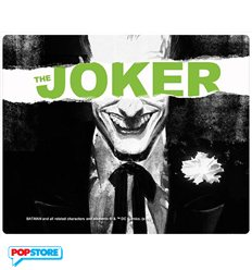 2Bnerd Gadget - Dc Comics - Batman Mousepad Joker Face