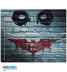 2Bnerd Gadget - Dc Comics - Batman Mousepad Joker'S Wall