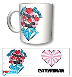 2Bnerd Gadget - Dc Comics - Batman Tazza Catwoman Pretty