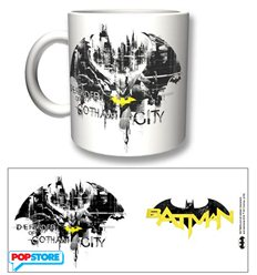 2Bnerd Gadget - Dc Comics - Batman Tazza Batman Defender Of Gotham