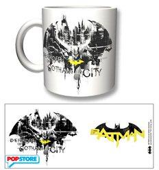2Bnerd Gadget - Dc Comics - Batman Tazza Batman Defender Of Gotham