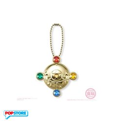 Bandai - Sailor Moon - Miniaturely Tablet V.4 - Trasformation Brooch