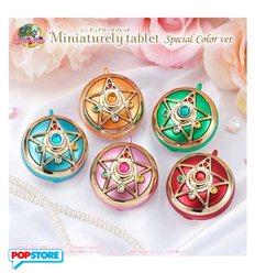 Bandai - Sailor Moon - Miniaturely Tablet Set (5 Pretty Guardians Color Ver.)