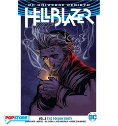 Dc Universe Rebirth - Hellblazer 001