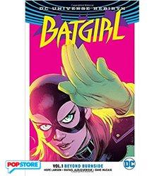 Dc Universe Rebirth - Batgirl 001