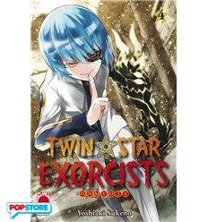 Twin Star Exorcists 004