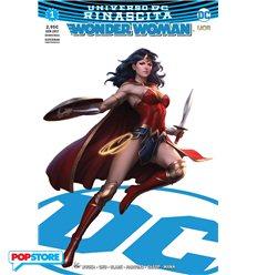 Wonder Woman Rinascita Ultravariant Pack