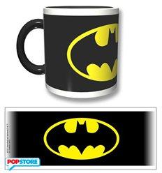 2Bnerd - Dc Comics Gadget - Batman Tazza Logo Classic