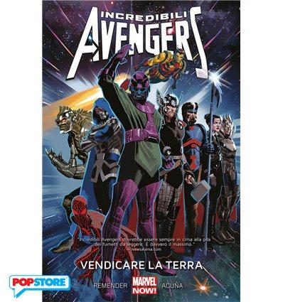 Incredibili Avengers Hc 004 - Vendicare la Terra