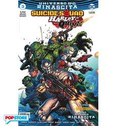 Suicide Squad/Harley Quinn Rinascita 003