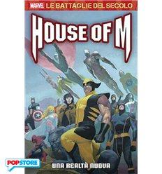 Marvel - Le Battaglie Del Secolo 019 - House Of M 01