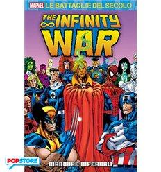 Marvel - Le Battaglie Del Secolo 023 - La Guerra Dell'Infinito 01