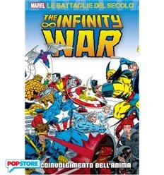 Marvel - Le Battaglie Del Secolo 024 - La Guerra Dell'Infinito 02