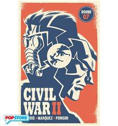 Civil War II 007 Variant
