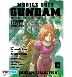 Gundam Unicorn - Bande Dessinee 003