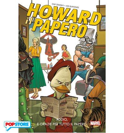 Howard The Duck 003 - Addio, E Grazie Per Tutto Il Papero