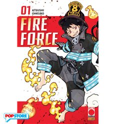 Fire Force 001