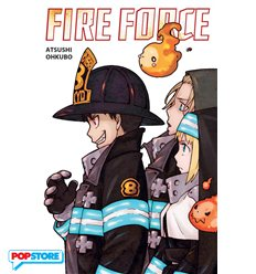 Fire Force 001 Variant Metal