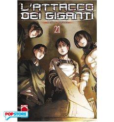L'Attacco Dei Giganti 021