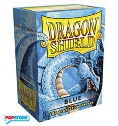 Dragon Shield - Blu - 100 Bustine