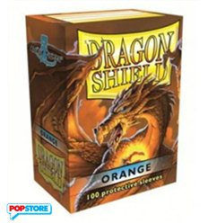 Dragon Shield - Arancio - 100 Bustine
