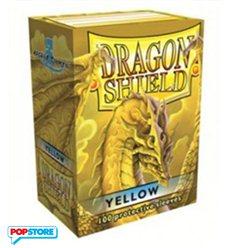 Dragon Shield - Giallo - 100 Bustine